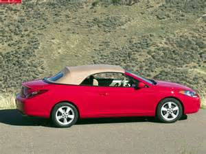 2004 Toyota Camry Solara Coupe 2004 Toyota Solara Convertible 21 Picture Number 14382