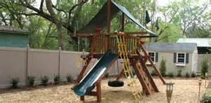 tips for purchasing a children s playset for your yard