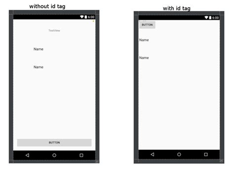 android layout xmlns android layout strange constrainlayout behavior stack