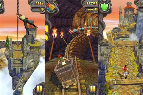 temple run 2 v1 45 temple run 2 launching on iphone and tonight the verge