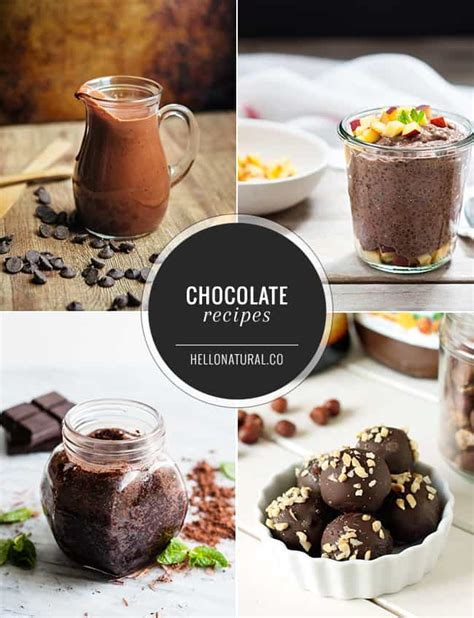 Pourie All Chocolate Avocado Scrub 1 12 healthy chocolate recipes to indulge in helloglow co
