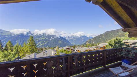 blockhütte alpen mieten chalet jade villa mieten in schweizer alpen verbier
