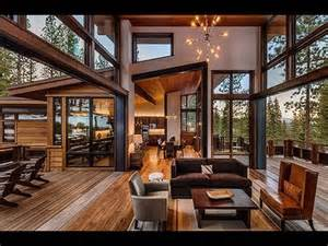 homes interiors and living mountain modern lodge by greenwood homes