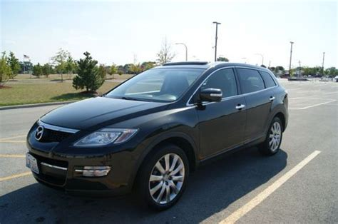 auto air conditioning repair 2007 mazda cx 9 auto manual purchase used black 2007 mazda cx 9 grand touring sport utility 4 door 3 5l low miles in