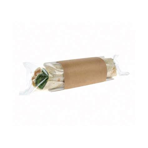 porta piadina porta roll o piadina biodegradabile in cartoncino e pla