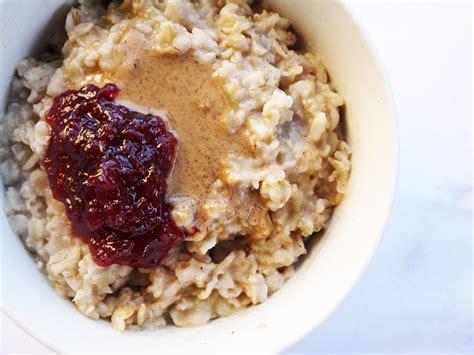 healthy fats in peanut butter peanut butter jelly oatmeal nutrition by mianutrition by