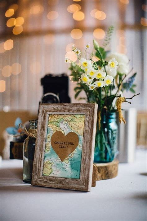 travel decor 16 travel themed wedding ideas that inspire oh best day ever