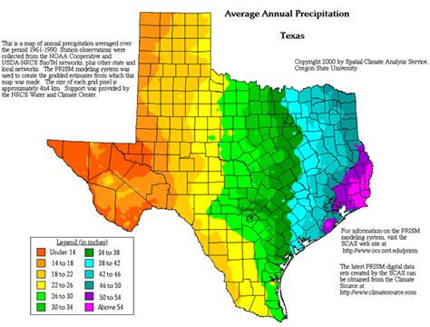 texas average rainfall map texas average annual precipitation map texas ranches for sale with minerals landwithminerals