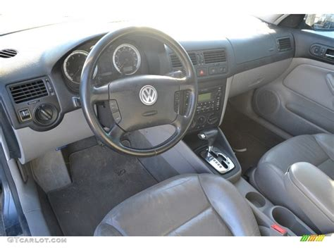 2004 volkswagen jetta interior grey interior 2004 volkswagen jetta gls 1 8t sedan photo