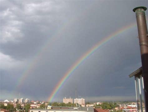 l arcobaleno testo natura meravigliosa l arcobaleno