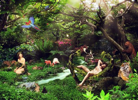 edens garden 072 garden of eden literal of figurative mormon