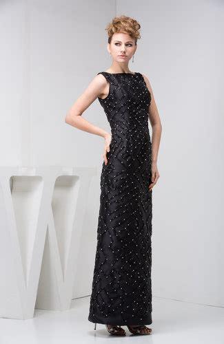 black modest homecoming dress long plain semi formal