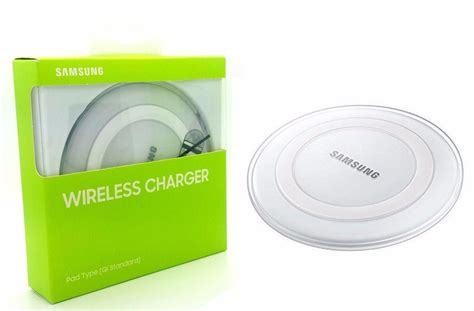 samsung wireless charger genuine samsung wireless qi charger charging pad standard galaxy s6 s7 s8 edge ebay