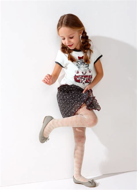 patterned childrens tights children s tights ebby past collection calzificio franzoni