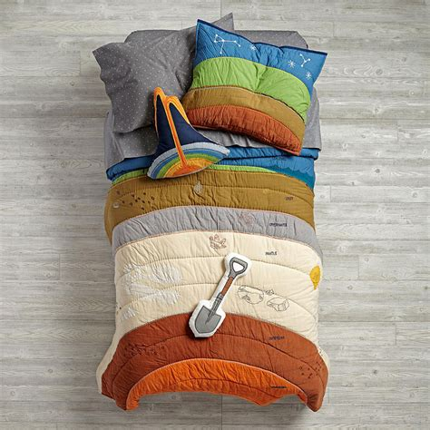 bedding geology bury your kids in awesomeness each night with geology