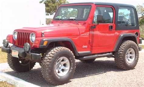 What Is A Tj Jeep File Jeep Tj Wrangler Jpg