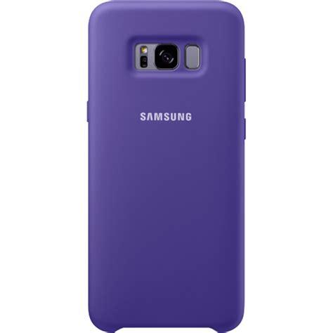 Silicone Cover Ori Samsung Galaxy S8 Original 1 phone cases silicon cover back cover purple samsung galaxy s8 160352 samsung quickmobile
