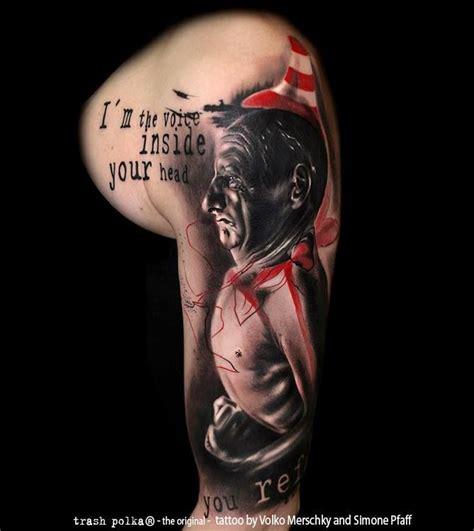 tattoo trash polka geisha 111 besten trash polka tattoo bilder auf pinterest