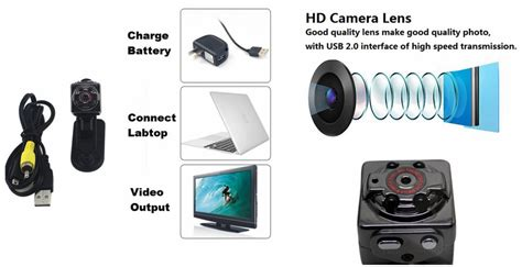 1280 X 720p 12mp Mini 4in1 Photo Audio Motion sq8 mini dv 1080p hd car dvr recensione blogfotografico it