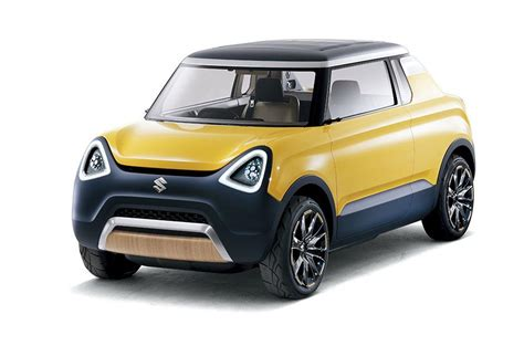 Suzuki Ignis Mighty Deck Air Triser Concepts Headed For