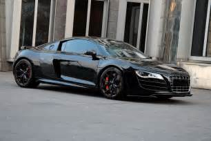 Audi R8x Carbon Audi R8 Hyper Black Edition By Germany