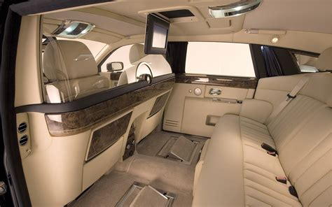 Rolls Royce Extended Wheelbase Interior Photo 41