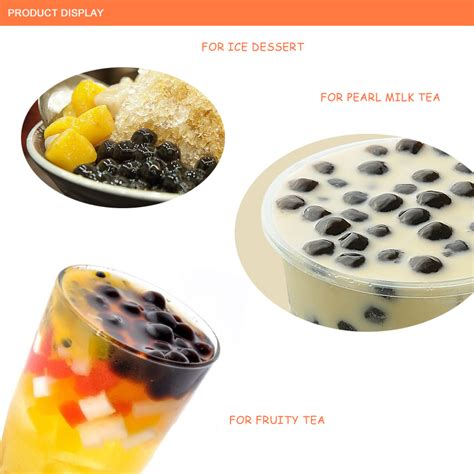 Tapioca Pearl 1kg By Rannashop tapioca pearls for flavour milk tea buy tapioca pearls