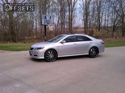 Toyota Camry 2008 Rims 3 2008 Camry Toyota Se 4dr Sedan 35l 6cyl 6a Stock