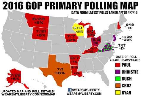 primary map 2016 republican primary election map polls foto gambar wallpaper free mobile