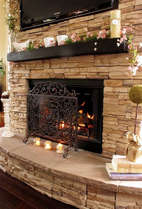 Fireplace Coverings Do Yourself by Building A Veneer Fireplace Tips For Design