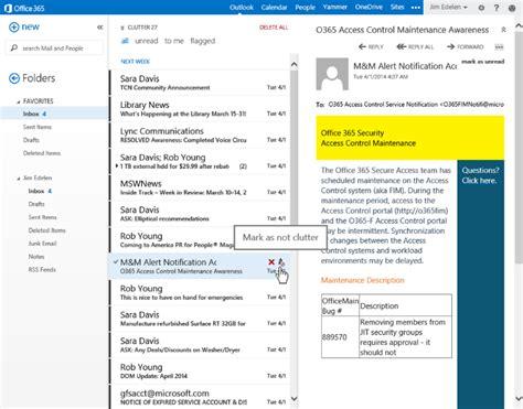 Office 365 Y Outlook 2003 Microsoft Anuncia Novedades Interesantes En Office 365