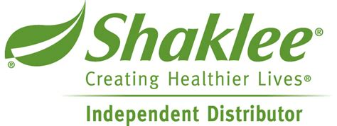 Independent Distributor by Brand Shaklee Independent Distributor Logo Shakleemarketingmaterials