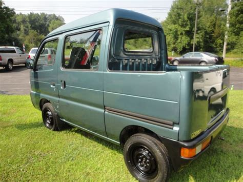 Suzuki Carry 4x4 Used Cars Poughquag Used Trucks Brewster Ed