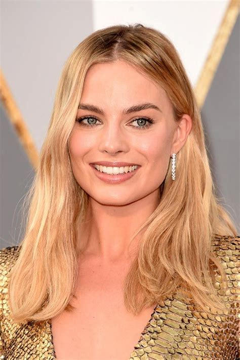 who does ms robbies hair 10 best celebrity beauty looks from oscars 2016 margot