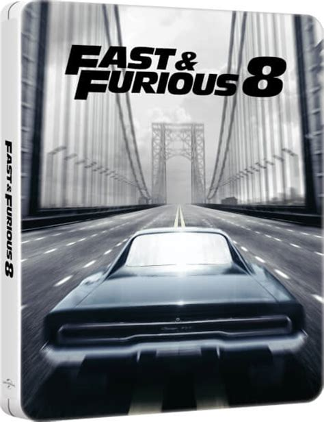 Special Edition X Original Barcode Bpom fast furious 8 4k ultra hd zavvi exclusive limited