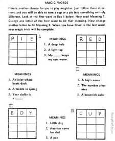free crossword puzzles 009