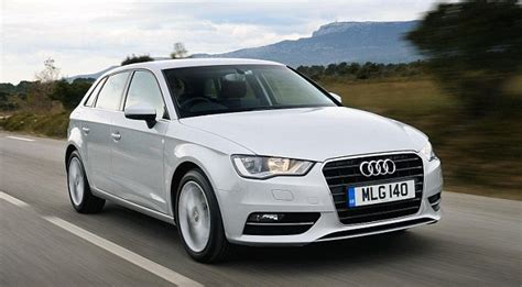 Audi A3 Sportback Family Car by Six Of The Most Economical New Family Cars True Mpg
