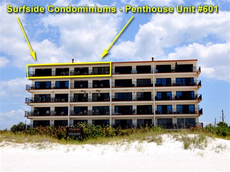 Clearwater Cabin Rentals by Surfside 601 Clearwater Rentals