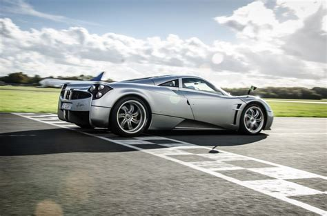 Top Gear Pagani by Pagani Huayra From Top Gear Automotive Cars