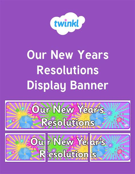 new year banner sayings 176 best favourite twinkl resources board images on