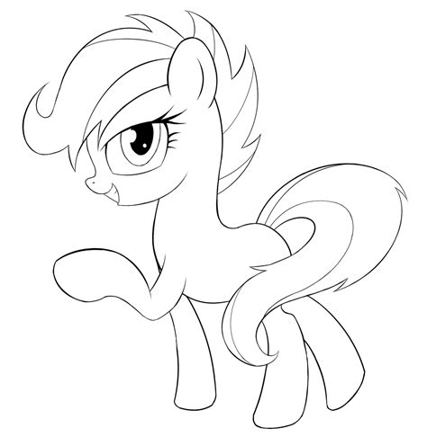 my little pony scootaloo coloring page my little pony coloring pages scootaloo