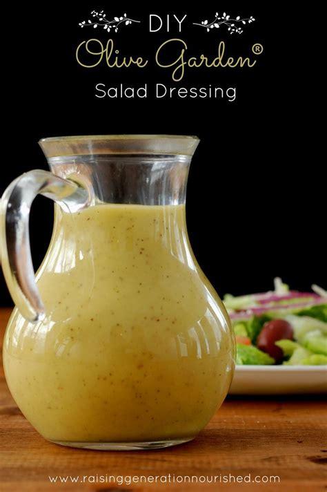 Olive Garden Dressing Recipe by Best 25 Olive Garden Salad Ideas On Olive