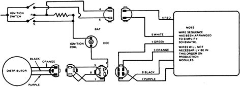 duraspark ii electronic ignition conversion wiring diagram