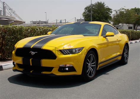 2016 Ford Mustang Ecoboost 2 3l dubizzle dubai mustang 2016 ford mustang ecoboost