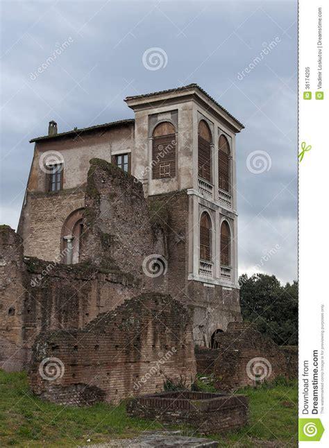 renaissance house renaissance house of the garden farnese royalty free stock photo image 36174205