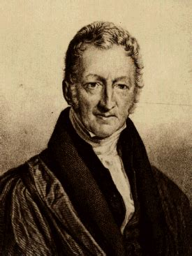 biography the english economist thomas robert malthus jspivey angie k