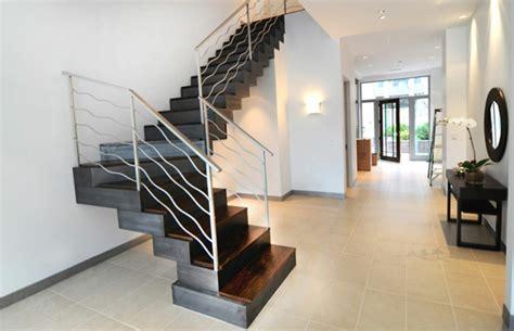 Designer Kerzenständer Metall by Schicke Treppengel 228 Nder Versch 246 Nern Das Moderne Treppenhaus