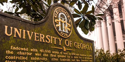 Uga Professional Mba Review by The Mission Of The Of Of