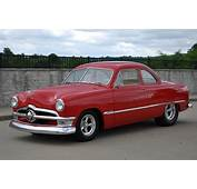 1949 Ford Coupe Sold