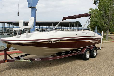 are tahoe boats good tracker tahoe 215 2007 for sale for 305 boats from usa
